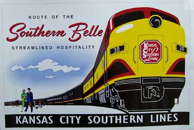 Southern Belle Rte