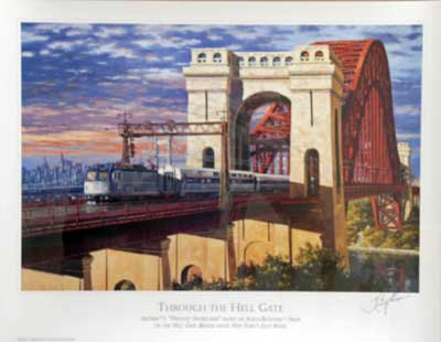 Through the hell gate